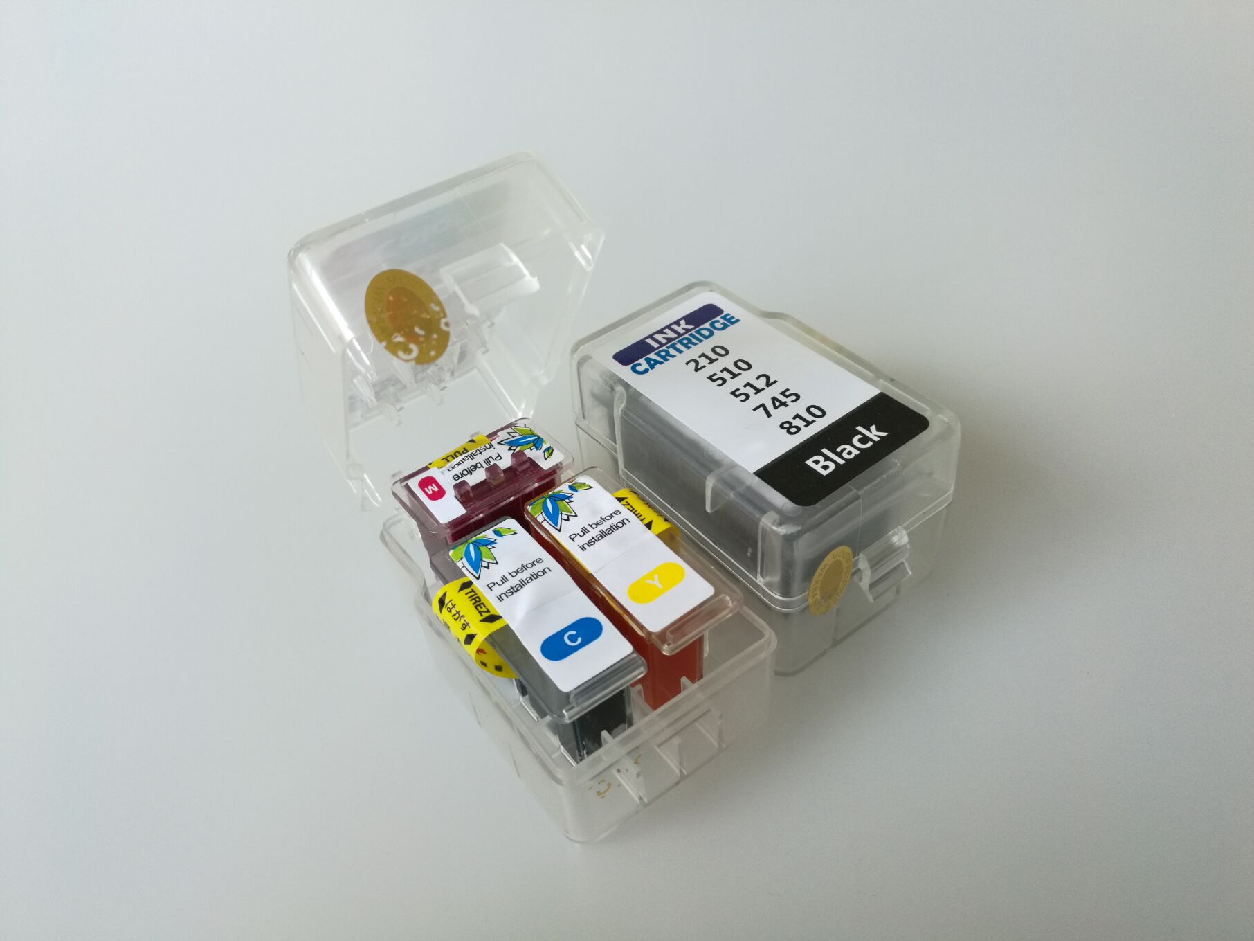 Canon smart cartridge